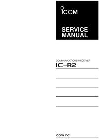 Icom IC-R2
