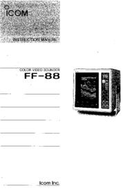 Icom FF-88