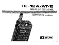 Icom IC-12E