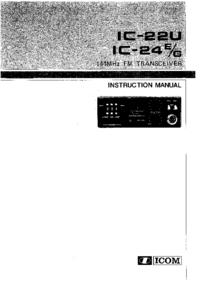 Icom IC-22U