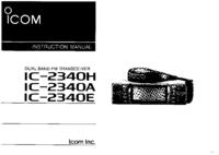 Icom IC-2340H