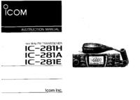 Icom IC_281H
