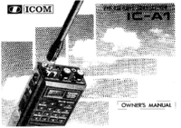 Icom IC-A1