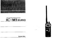 Icom IC-M1 EURO