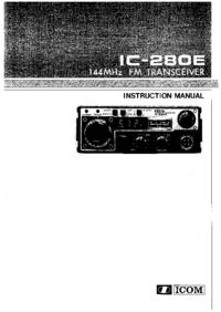 Icom IC-280E