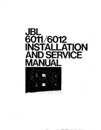 JBL 6011