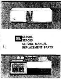 JBL SE400S