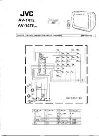 JVC AV-14TE