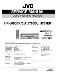 JVC HR-J680EU