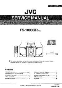 JVC FS-1000GR
