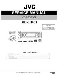 JVC KD-LH401