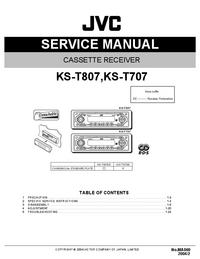 JVC KS-T707