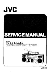 JVC PC-55L