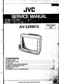 JVC AV-S29M1S
