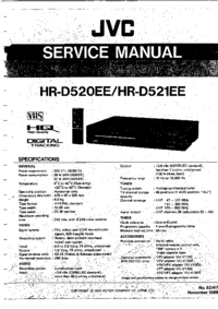 JVC HR-D521EE