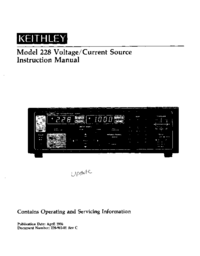 Keithley 228