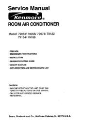 Kenmore 79188