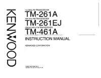 Kenwood TM-261EJ