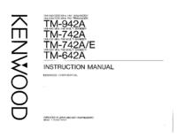 Kenwood TM-642A
