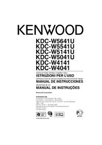 Kenwood KDC-W5141U