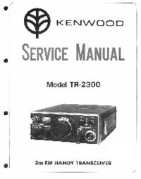 Kenwood TR-2300