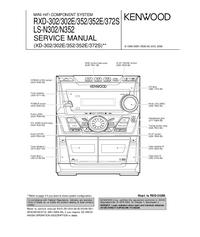 Kenwood LS-N352
