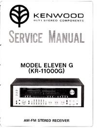 Kenwood KR-11000G
