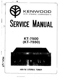 Kenwood KT-7500