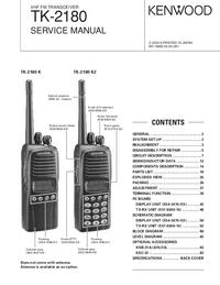 Kenwood TK-2180 K2