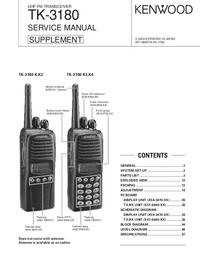 Kenwood TK-3180 K3