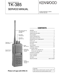 Kenwood TK-385