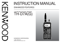 Kenwood TH-D7A(G)