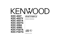 Kenwood KDC-F327A