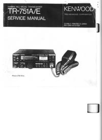 Kenwood TR-751A