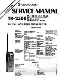 Kenwood TR-2500