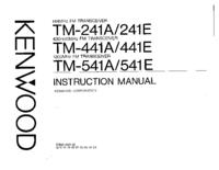 Kenwood TM-541E