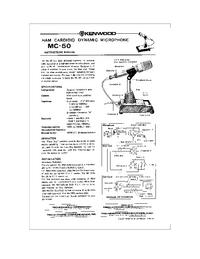 Kenwood MC-50
