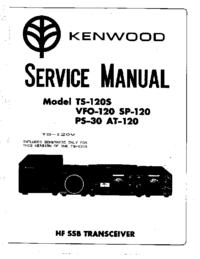 Kenwood SP-120
