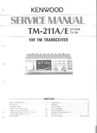 Kenwood TM-211E