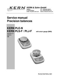 Kern PLS 310-3F