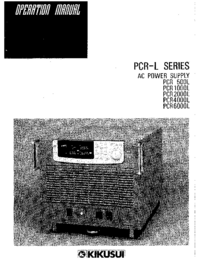 Kikusi PCR 6000L