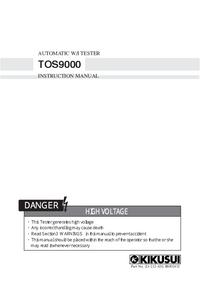 Kikusi TOS9000