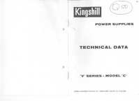 Kingshill V Series Model C