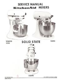 KitchenAid KSMC50
