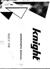 Knight ΚG-625 DELUXE 6-INCH