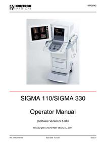KontronMedical SIGMA 110