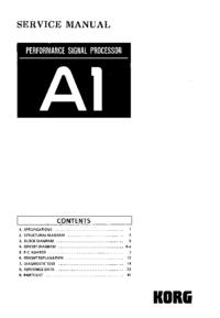 Korg A1