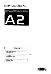 Korg A2