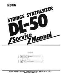 Korg DL-50