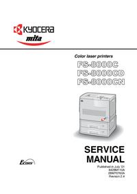 Kyocera FS-8000CD